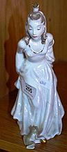 Rosenthal German porcelain figurine of a princess