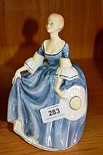 Royal Doulton figurine 'Hilary' HN2335