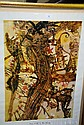 John Olsen limited edition print,