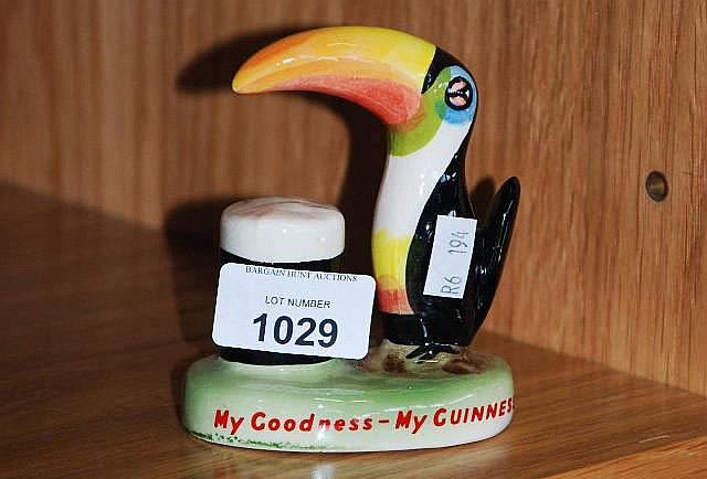 Carlton ware Guiness advertising figure of a