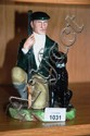 Royal Doulton figurine 'The Gamekeeper' HN2879