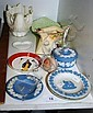 Various porcelain items incl. Wedgwood, 4 pieces