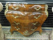 Continental Bombe Commode