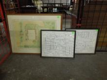 Sweetbriar Mansion, Phila, Plat Plan