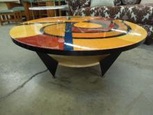 Benjamile Modern Coffee Table [signed]