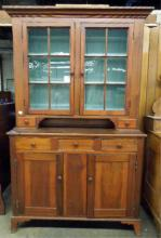 Dutch Cupboard, Cherry & Pine