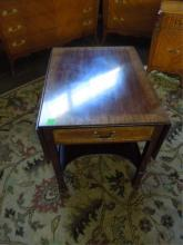 Henredon, Federal Style Tea Table