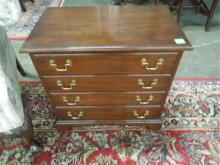 Henkel Harris Small Bachelor's Chest
