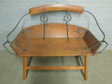 Carriage Seat Bench