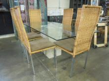 1970's Modern Dining Room Suite