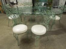 7 Piece Patio Table & Chair Set