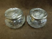 Art Nouveau 2 Piece Dresser Set