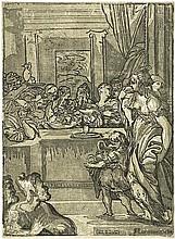 Andreani, Andrea: Die Darstellung im Tempel