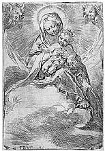 Barocci, Federico: Madonna mir Kind
