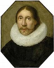 Haarlemer Schule: 1637. Portät eines Edelmannes
