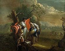 Winck, Johann Christian Thomas: Ruth und Boas