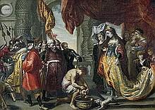 Rubens, Peter Paul - nach: Königin Tomyris empfängt das Haupt des Cyrus