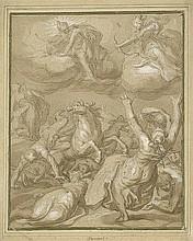 Bloemaert, Abraham: Die Ermordung der Niobiden