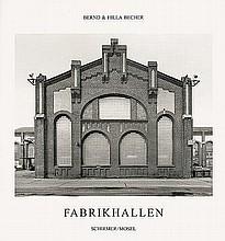 Becher, Bernd & Hilla: Fabrikhallen