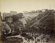 Durandelle, Louis-Emile: View of Monmartre