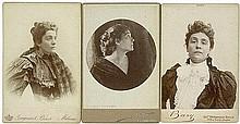 Duse, Eleonora: Portraits of the actress Eleonora Duse