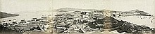 Dutton, Sylvester und Michaels, Vincent: Panoramic view of Macao