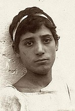 Galdi, Vincenzo: Portrait of a boy with headband