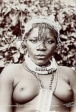 Africa: Portraits of Zulu tribespeople