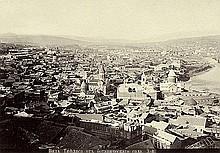 Caucasus: Caucasus region landscapes and cities