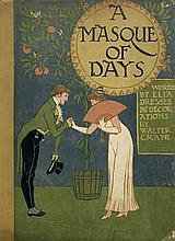 Crane, Walter: A Masque of Days.