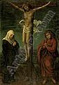 Deutsch, 16. Jh. Christus am Kreuz 16. Jh.