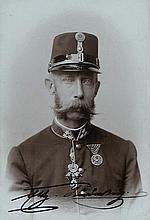 Ludwig Viktor, Erzherzog von Österreich: Signiertes Porträtfoto