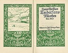 Andersen, Hans Christian und Weidemeyer, Carl - Illustr.: Märchen