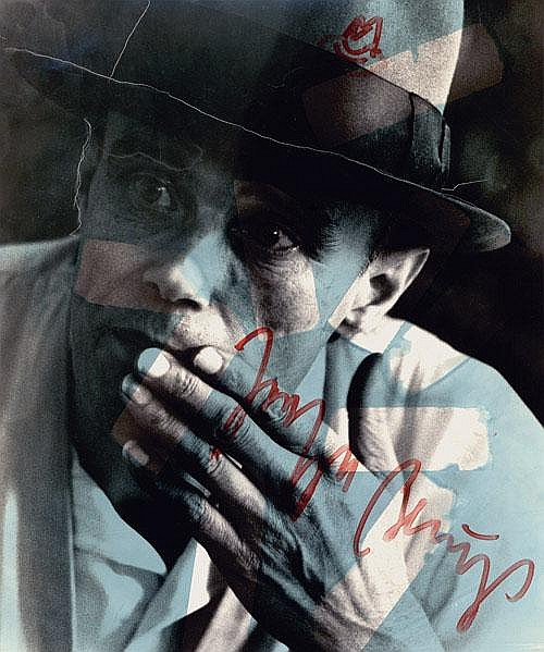 Beuys, Joseph: Portraits of Joseph Beuys