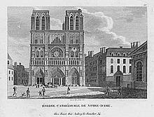 Soixante Vues de Paris: Des plus beaux palais, monuments et églises de Paris, cathédrales et châteaux de la France