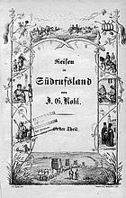 Kohl, Johann Georg: Reisen in Südrußland