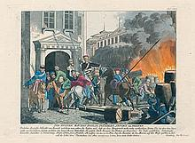 Napoleon I. Bonaparte: Feldzüge 1812-15
