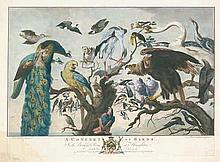 Earlom, Richard: A concert of birds