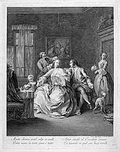 Flipart, Charles-Joseph: La Toilette