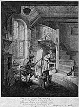 Ostade, Adriaen van: Der Maler