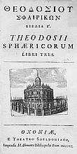 Theodosius: Sphaericorum libri tres