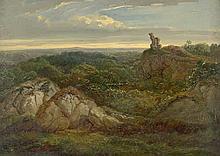Deutsch: 19. Jh. Die Teufelsmauer im Harz