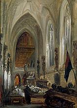 Eibner, Friedrich: Die Gruft der Herzöge von Württemberg