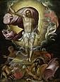 München, um 1600: Die Auferstehung