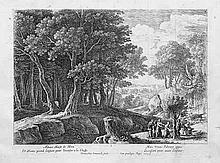 Swanevelt, Herman van: Recueil de 58 Planches