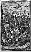 Swift, Jonathan: Capitain Samuel Brunts Reise nach Cacklogallinien