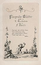Bechstein, Ludwig: Fliegende Blätter (Heft I)