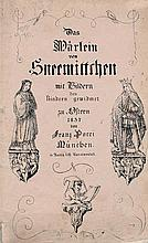 Pocci, Franz: Märlein von Sneewittchen, Das