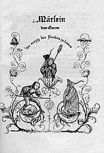 Pocci, Franz: Hänsel und Gretel ein Märlein