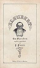 Pocci, Franz: Blaubart. Ein Märchen + Beigabe